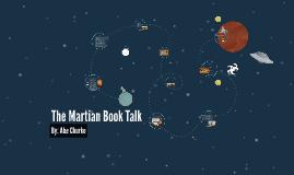 The Martian Book Talk