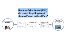 Impact of ASRI over five years