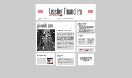 Copy of Leasing Financiero