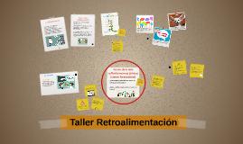 Taller Retroalimentación