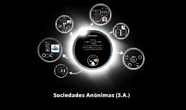 Copy of Sociedades Anónimas