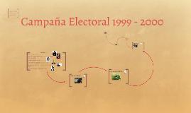 Copy of Campaña electoral 1990 - 2000