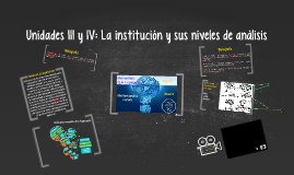 Copy of Unidades III y IV