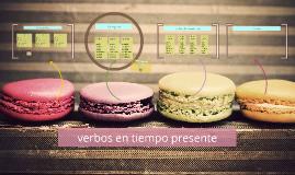 Copy of Verbos Regulares