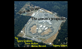 War on Drugs and the Effects on Women