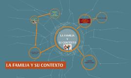 Copy of LA FAMILIA Y SU CONTEXTO