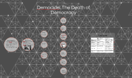 Democide: The Death of Democracy