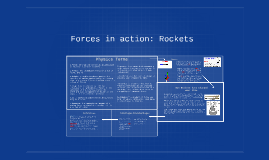 Forces in action: Rockets