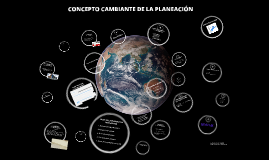 Copy of CONCEPTO CAMBIANTE DE LA PLANEACIÓN