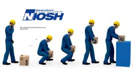 O método de avaliação NIOSH (Waters et al.,1993) fornece com