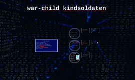war-child kindsoldaten