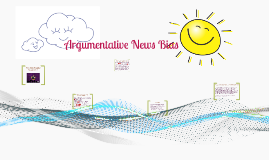 Argumentative News Bias