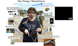 The Things I Would Carry