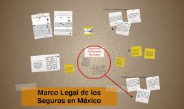 Marco Legal del Seguro
