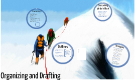 Organizing and Drafting - ENG 103