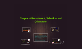 Supervision Chapter 6