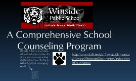 Winside Public Schools Counseling Program