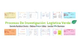 Copia de Procesos de Investigación