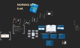 Copy of NORMAS APA