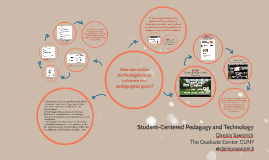 Student-Centered Pedagogy and Technology