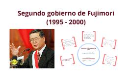 Copy of Segundo gobierno de Alberto Fujimori (1995 - 2000)
