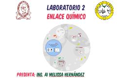 Copy of UNIDAD 3:ENLACE QUIMICO