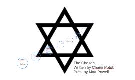 The Chosen - Matt Powell