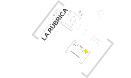 Copy of La rúbrica