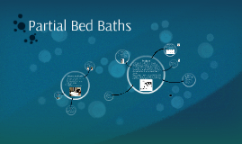 Partial Bed Baths
