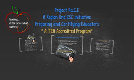 Copy of Project P.a.C.E