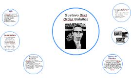 Gustavo Díaz Estructura 1234