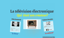 La télévision eléctronique