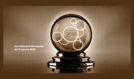 Servicio de información PCES