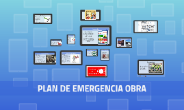 PLAN DE EMERGENCIA OBRA JEFATURA