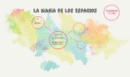 Copy of La magia de los espacios