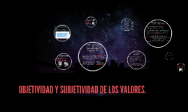 Copy of OBJETIVIDAD Y SUBJETIVIDAD DE LOS VALORES.