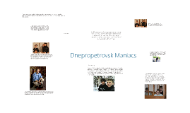 Dnepropetrovsk Maniacs