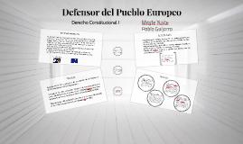 Defensor del pueblo europeo
