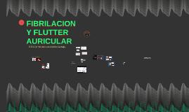 FIBRILACION Y FLUTTER AURICULAR