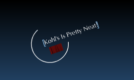 Copy of Kohl's
