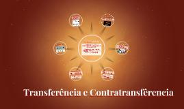 Transferência e Contratransfêrencia