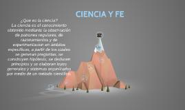 Copy of CIENCIA Y FE