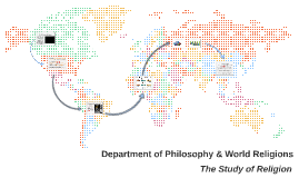 Department of Philosophy and World Religions