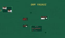 OHM YASASI