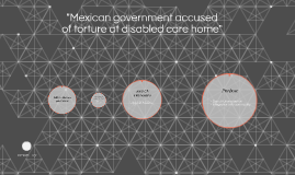 """""""Mexican government accused of torture at disabled care home"""