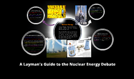 Nuclear Energy Scientist Exemplar