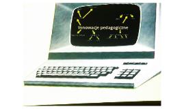 Copy of Innowacje pedagogiczne