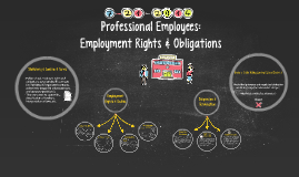 Professional Employees: Employment Rights & Obligations