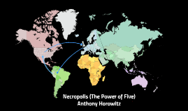 Necropolis (The Power of Five)