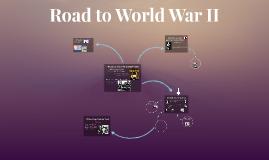 Road to World War II by Joanna Czerniecka